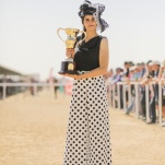 Vanessa Harris. Birdsville Races 2019 © Photo by Salty Dingo 2019