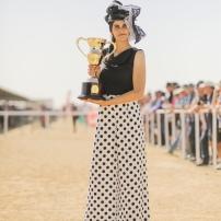 Vanessa Harris. Birdsville Races 2019 © Photo by Salty Dingo 2019